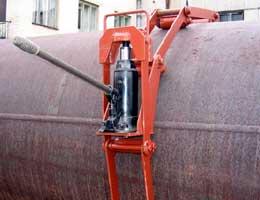 Центратор звенный наружный гидрофицированный ЦЗН-Г